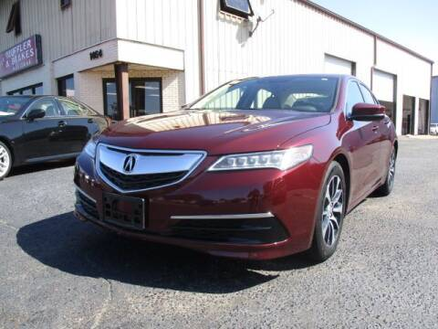 2015 Acura TLX for sale at Premium Auto Collection in Chesapeake VA