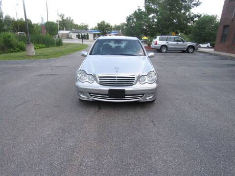 2005 Mercedes-Benz C-Class for sale at Heritage Truck and Auto Inc. in Londonderry NH