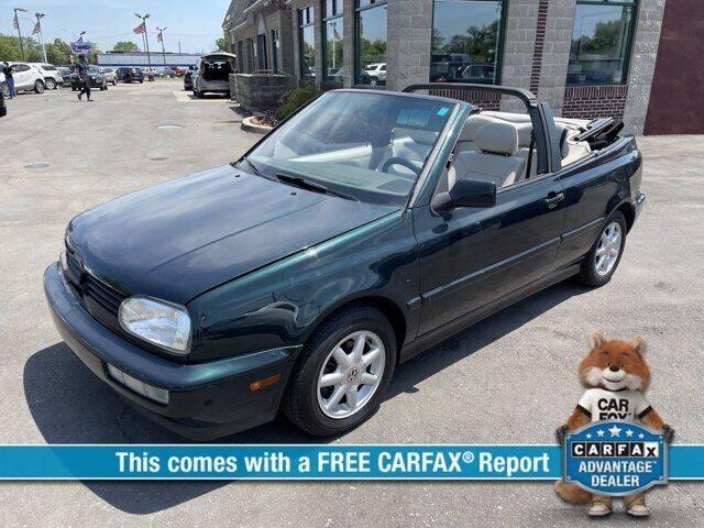 1999 Volkswagen Cabrio for sale in Wayne, MI