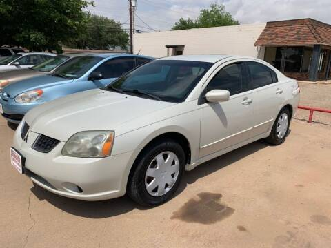 2005 Mitsubishi Galant for sale at KD Motors in Lubbock TX