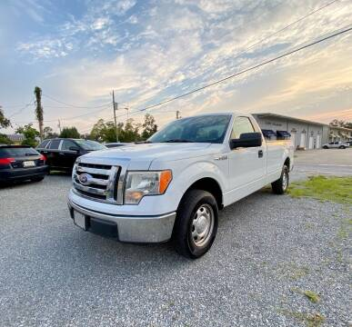 2012 Ford F-150 for sale at TOMI AUTOS, LLC in Panama City FL