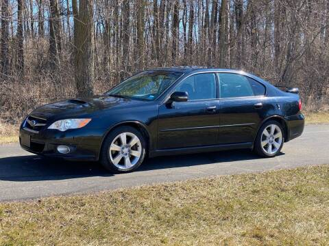 2009 Subaru Legacy for sale at CMC AUTOMOTIVE in Roann IN