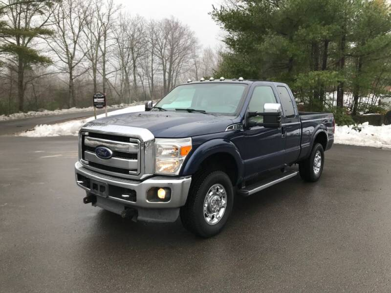 2013 Ford F-250 Super Duty for sale at Nala Equipment Corp in Upton MA