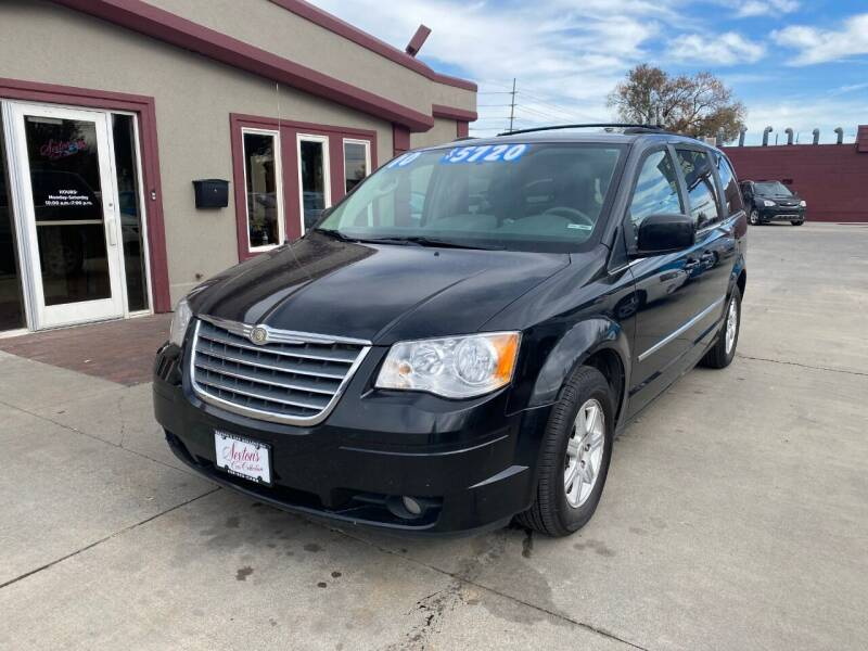 2010 Chrysler Town and Country for sale at Sexton's Car Collection Inc in Idaho Falls ID