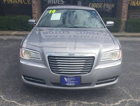 2014 Chrysler 300 for sale at East Carolina Auto Exchange in Greenville NC