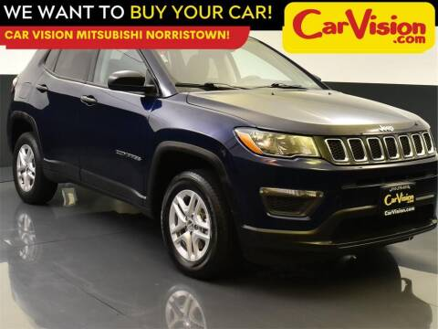 2018 Jeep Compass for sale at Car Vision Mitsubishi Norristown in Norristown PA