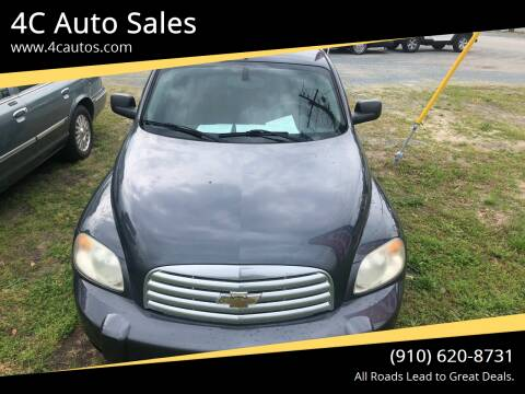 2010 Chevrolet HHR for sale at 4C Auto Sales in Wilmington NC