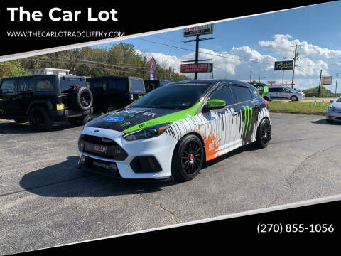 2017 Ford Focus for sale at The Car Lot in Radcliff KY