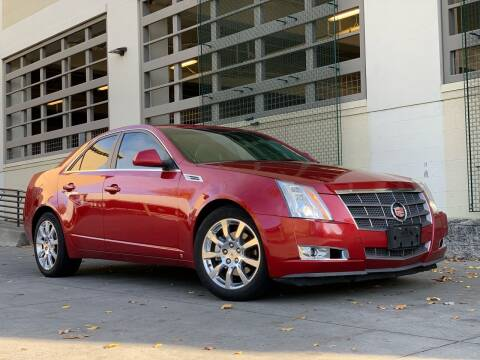2009 Cadillac CTS for sale at LANCASTER AUTO GROUP in Portland OR
