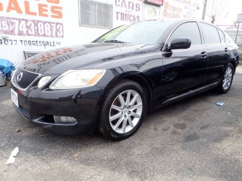 2006 Lexus GS 300 for sale at Dan Kelly & Son Auto Sales in Philadelphia PA