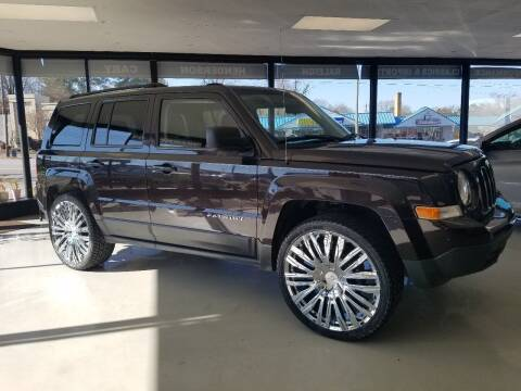2014 Jeep Patriot for sale at Import Performance Sales - Henderson in Henderson NC