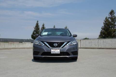 2018 Nissan Sentra for sale at BAY AREA CAR SALES in San Jose CA