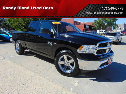 2021 RAM Ram Pickup 1500 Classic for sale at Randy Bland Used Cars in Nevada MO