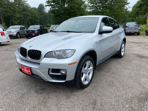 2014 BMW X6 for sale at AutoMile Motors in Saco ME