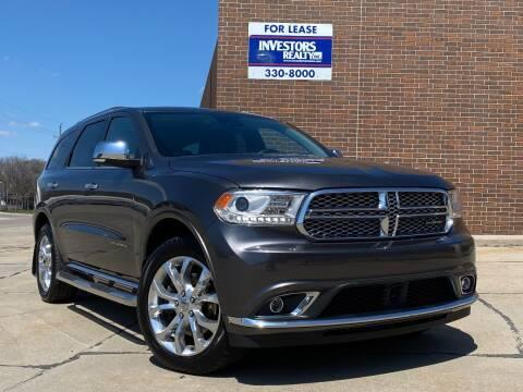 2016 Dodge Durango for sale at Effect Auto Center in Omaha NE