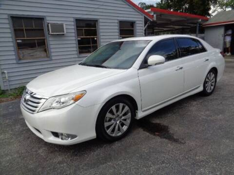 2011 Toyota Avalon for sale at Z Motors in North Lauderdale FL