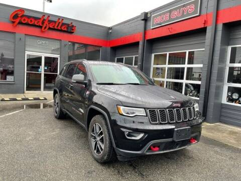 2017 Jeep Grand Cherokee for sale at Goodfella's  Motor Company in Tacoma WA