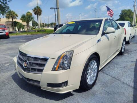 2011 Cadillac CTS for sale at BC Motors PSL in West Palm Beach FL