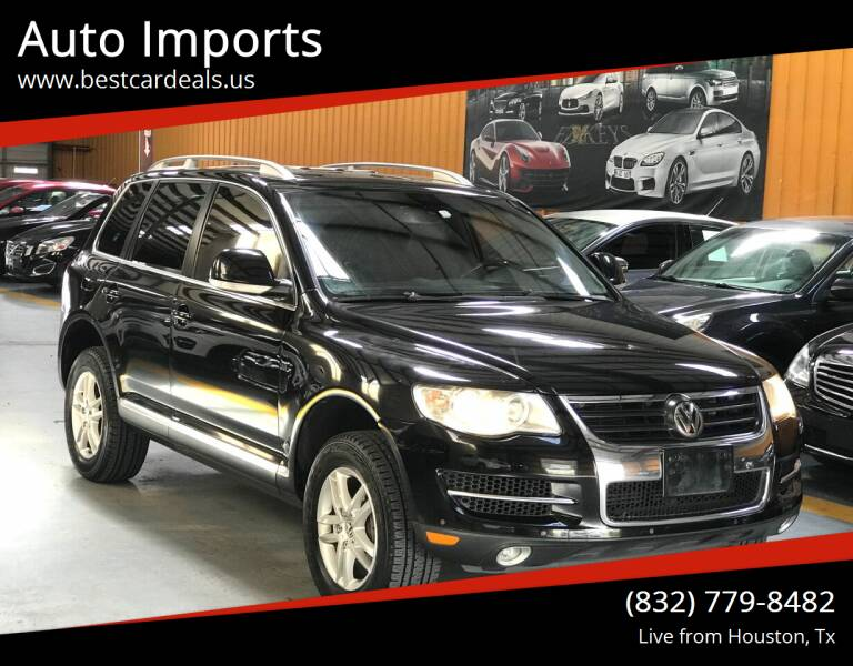 2008 Volkswagen Touareg 2 for sale at Auto Imports in Houston TX