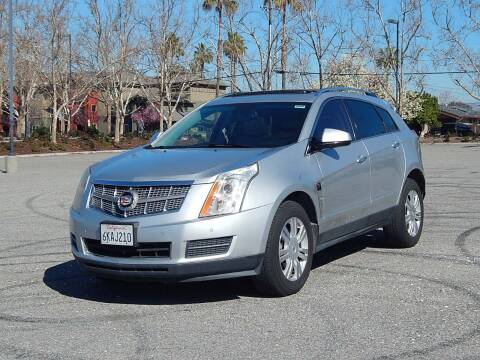 2010 Cadillac SRX for sale at Crow`s Auto Sales in San Jose CA