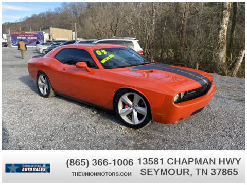 2009 Dodge Challenger for sale at Union Motors in Seymour TN
