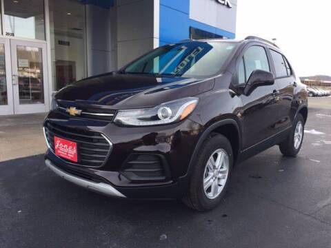 2021 Chevrolet Trax for sale at Jones Chevrolet Buick Cadillac in Richland Center WI