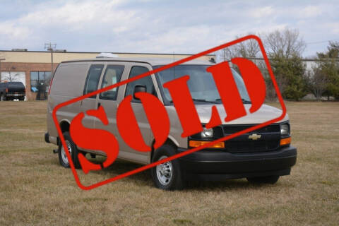 2017 Chevrolet Express Cargo for sale at Signature Truck Center in Crystal Lake IL