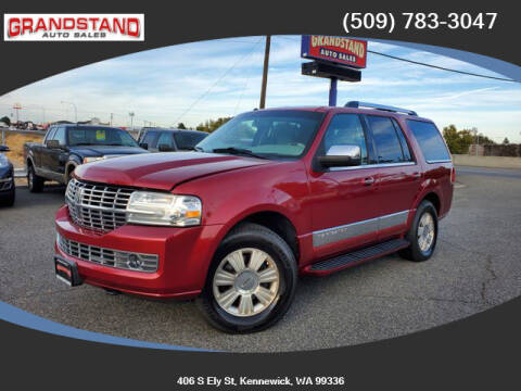 2007 Lincoln Navigator for sale at Grandstand Auto Sales in Kennewick WA