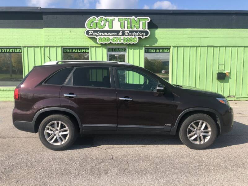 2014 Kia Sorento for sale at GOT TINT AUTOMOTIVE SUPERSTORE in Fort Wayne IN