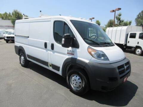 2017 RAM ProMaster Cargo for sale at Norco Truck Center in Norco CA