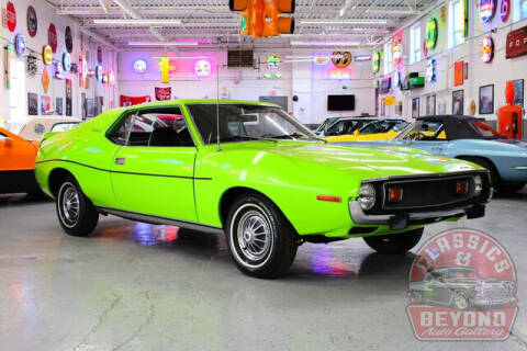 1974 AMC Javelin for sale at Classics and Beyond Auto Gallery in Wayne MI