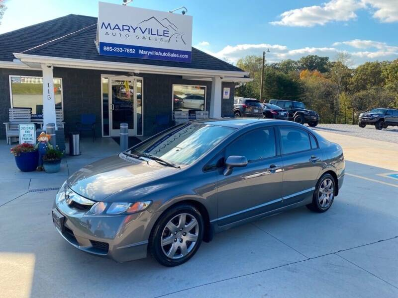 2009 Honda Civic for sale at Maryville Auto Sales in Maryville TN