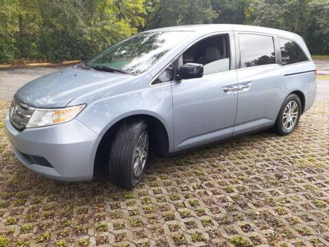 2013 Honda Odyssey for sale at Royal Auto Mart in Tampa FL