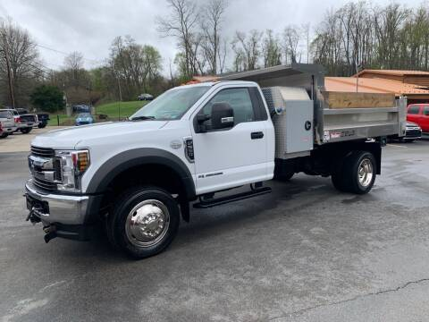 2018 Ford F-550 Super Duty for sale at Twin Rocks Auto Sales LLC in Uniontown PA