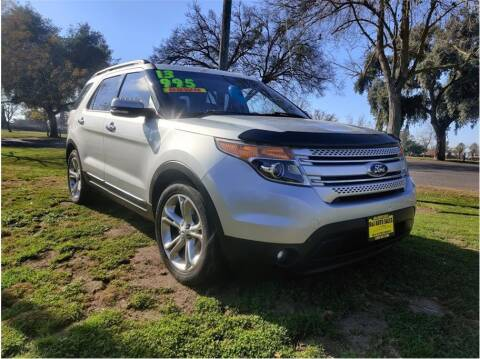 2013 Ford Explorer for sale at D & I Auto Sales in Modesto CA