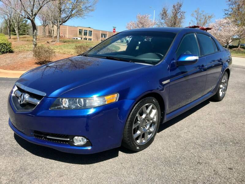 2008 Acura TL for sale at Weaver Motorsports Inc in Cary NC