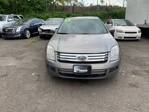 2009 Ford Fusion for sale at 77 Auto Mall in Newark NJ