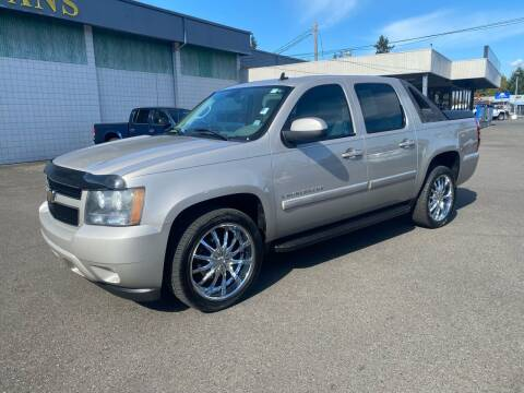 2007 Chevrolet Avalanche for sale at Vista Auto Sales in Lakewood WA