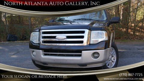 2008 Ford Expedition for sale at North Atlanta Auto Gallery, Inc in Alpharetta GA