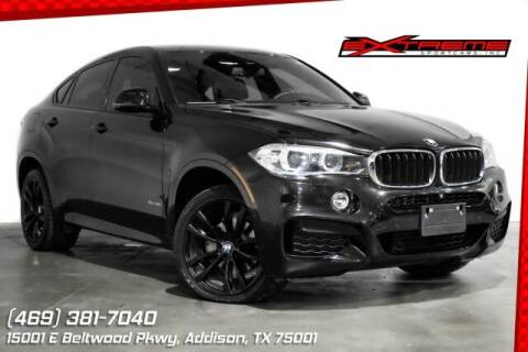 2017 BMW X6 for sale at EXTREME SPORTCARS INC in Carrollton TX