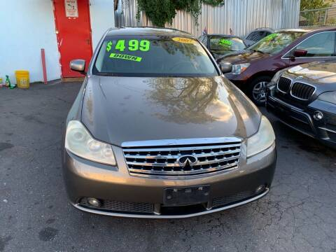 2007 Infiniti M35 for sale at Best Cars R Us LLC in Irvington NJ