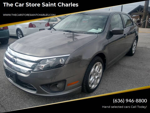 2011 Ford Fusion for sale at The Car Store Saint Charles in Saint Charles MO