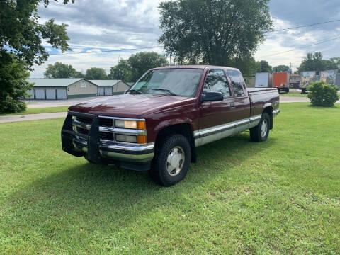 1998 Chevrolet C/K 1500 Series for sale at Velp Avenue Motors LLC in Green Bay WI