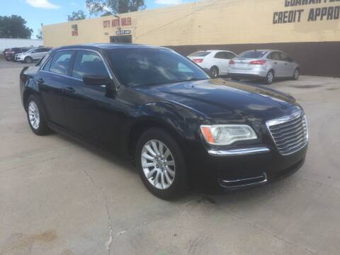 2013 Chrysler 300 for sale at City Auto Sales in Roseville MI