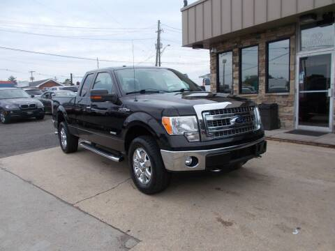 2013 Ford F-150 for sale at Preferred Motor Cars of New Jersey in Keyport NJ