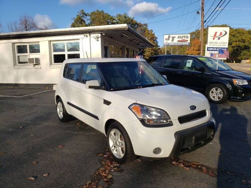 2011 Kia Soul for sale at Highlands Auto Gallery in Braintree MA