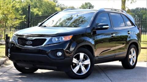 2013 Kia Sorento for sale at Texas Auto Corporation in Houston TX