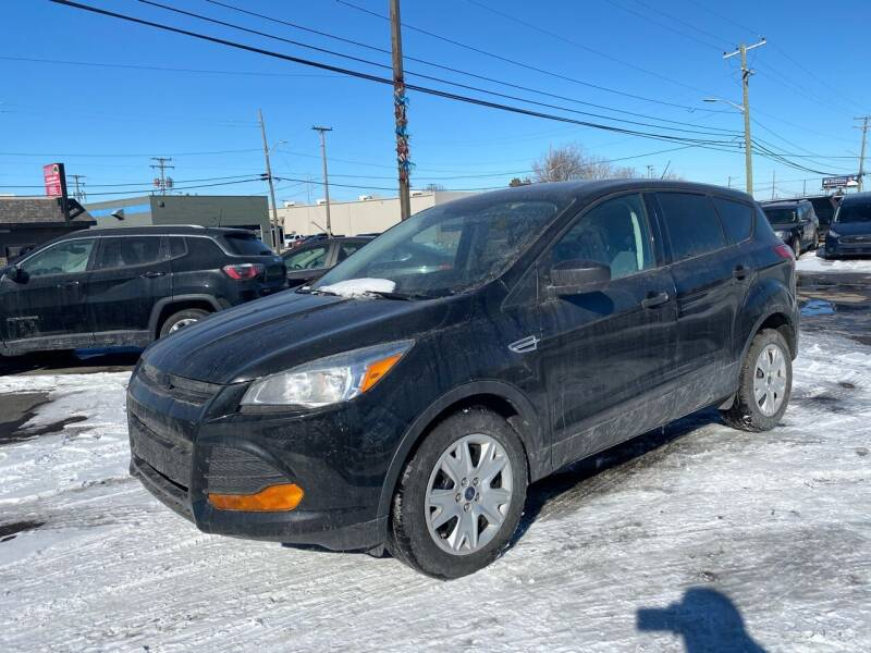 2014 Ford Escape for sale at M-97 Auto Dealer in Roseville MI