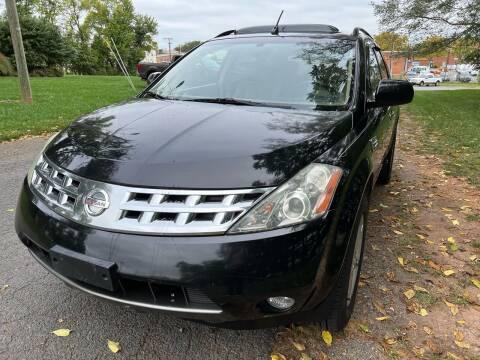 2003 Nissan Murano for sale at Dreams Auto Sales LLC in Leesburg VA
