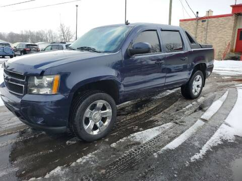 2010 Chevrolet Avalanche for sale at Drive Motor Sales in Ionia MI